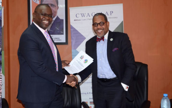 Justice Ministry Collaborates with AGA-Africa – Zambia