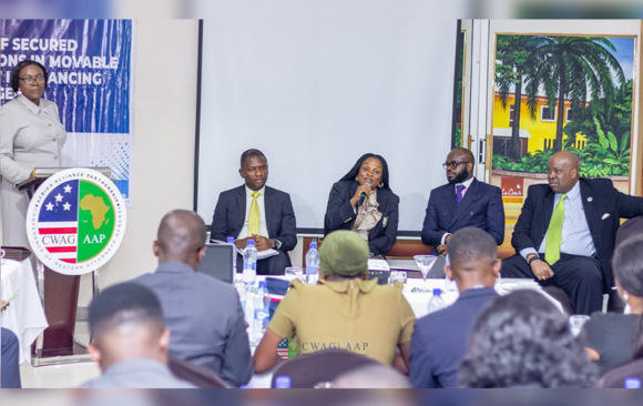 The Role Of Secured Transactions In Movable Assets Act In Financing MSME In,Lagos Nigeria.