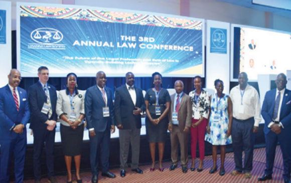 AGA-Africa Participation In The 3rd Uganda Law Society (ULS) Annual Conference, Entebbe, Uganda