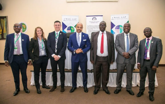 Anti-money Laundering & Asset Recovery Workshop, Kampala, Uganda.