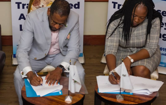 MOU Signing with FIC.