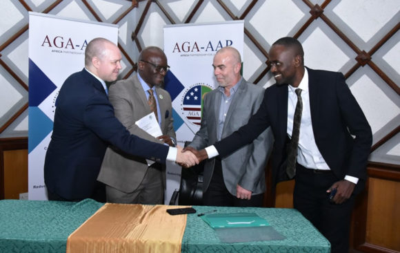 MoU Signing with Freedom Now Africa