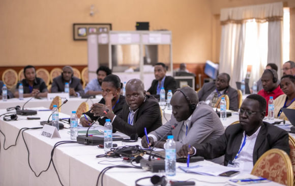 Cyber/Digital Evidence/Forensics For Counter Terrorism Investigations And Prosecutions, Entebbe, Uganda