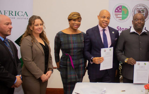 Aga-Africa Mou Signing With The Ministry Of Tourism And Arts Zambia