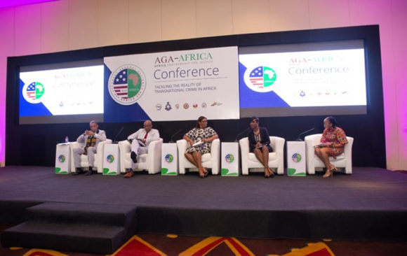 The 2nd Annual Aga-Africa Conference On Transnational Crimes, Accra, Ghana